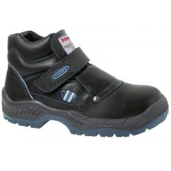 https://www.calzadosdeseguridad.com: Bota de seguridad Panter Fragua Velcro Plus