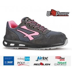 https://www.calzadosdeseguridad.com: Zapato de seguridad U-POWER Cherry