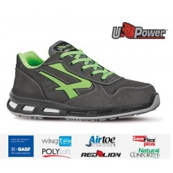 https://www.calzadosdeseguridad.com: Zapatilla de seguridad U-POWER Yoda