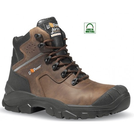 https://www.calzadosdeseguridad.com: Bota de seguridad U-Power Greenland UK