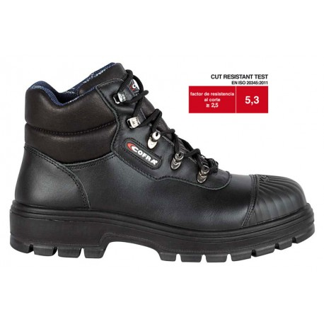 https://www.calzadosdeseguridad.com: Bota de seguridad Cofra New Sheffield