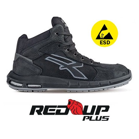 https://www.calzadosdeseguridad.com: Bota de seguridad U-Power Red Up Plus NEK