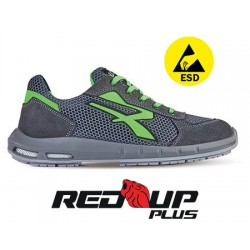 https://www.calzadosdeseguridad.com: Zapato de seguridad U-Power Red Up Plus Gemini