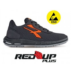 https://www.calzadosdeseguridad.com: Zapato U-Power Red Up Plus Tauro