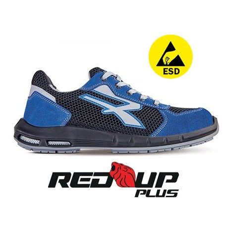 https://www.calzadosdeseguridad.com: Zapato U-Power Red Up Plus SKY